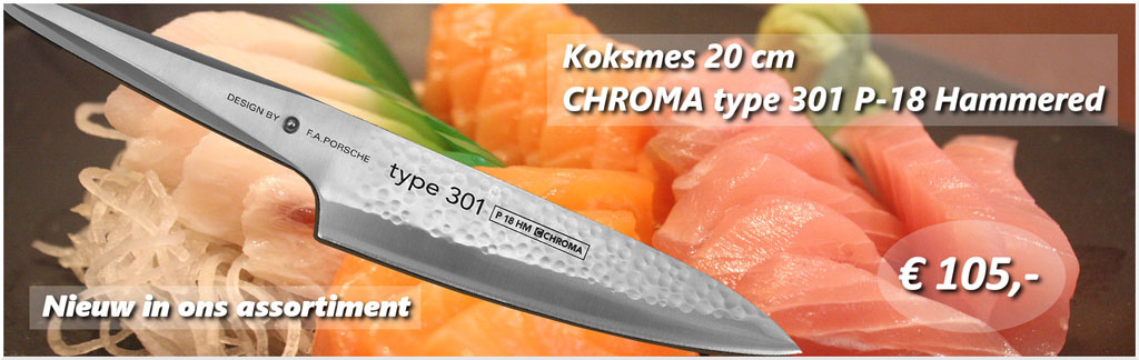Chroma type 301 p18 hm